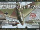 Last Hope of the Luftwaffe: Me 163, He 162, Me 262 Cover Image