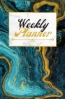 Weekly Planner: To Do List Book - Daily Planning Notebook - 2021 planner Weekly and monthly - Daily notebook Cover Image