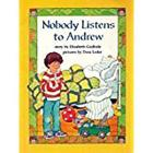 Houghton Mifflin Reading: Guided Reading Grade 2 Nobody Listens Andrew Cover Image