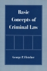 Basic Concepts of Criminal Law Cover Image