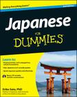 Japanese for Dummies [With CD (Audio)] Cover Image