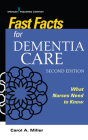 Fast Facts for Dementia Care Cover Image