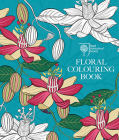 Rhs Floral Colouring Book Cover Image