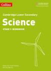 Cambridge Checkpoint Science Workbook Stage 7 (Collins Cambridge Checkpoint Science) Cover Image
