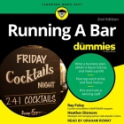 Running a Bar for Dummies Cover Image