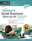 The Women's Small Business Start-Up Kit: A Step-By-Step Legal Guide Cover Image