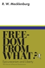 Freedom from What? Epicureanism and Liberty: The Manual for Personal Libertarians Cover Image
