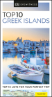 DK Eyewitness Top 10 Greek Islands (Pocket Travel Guide) Cover Image