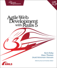 Agile Web Development with Rails 5 Cover Image