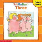 Sight Word Readers: Three (Sight Word Library) Cover Image