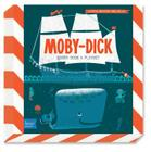 Moby Dick: A Babylit(r) Ocean Primer Board Book and Playset Cover Image