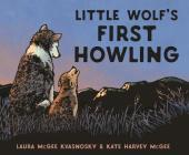 Little Wolf's First Howling Cover Image