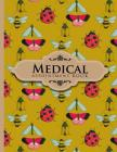 Medical Appointment Book: 2 Columns Appointment Diary, Appointment Scheduler Book, Daily Appointments, Cute Insects & Bugs Cover Cover Image