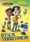 Stick Together! (Rusty Rivets) Cover Image