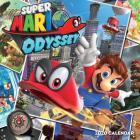 Super Mario Odyssey 2020 Wall Calendar Cover Image
