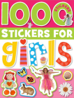 1000 Stickers for Girls [With Sticker(s)] (1000 Stickers For...) Cover Image