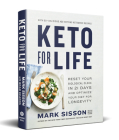 Keto for Life: Reset Your Biological Clock in 21 Days and Optimize Your Diet for Longevity Cover Image