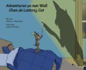 Adventures yo nan Wall Chen ak Lonbraj Cat Cover Image