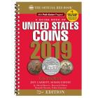 2019 Official Red Book of United States Coins - Spiral Bound: The Official Red Book Cover Image