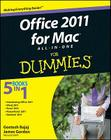Office 2011 for Mac All-In-One for Dummies Cover Image