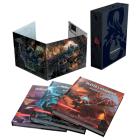 Dungeons & Dragons Core Rulebooks Gift Set (edición con portadas foil especiales   que incluye un estuche) Cover Image