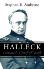Halleck: Lincoln's Chief of Staff Cover Image