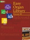 Easy Organ Library, Volume 50 Cover Image