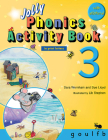 Jolly Phonics Activity Book 3 (in Print Letters) Cover Image