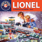 Lionel Trains 2022 Wall Calendar Cover Image