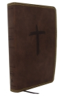 Nkjv, Holy Bible for Kids, Leathersoft, Brown, Comfort Print: Holy Bible, New King James Version Cover Image
