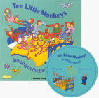 Ten Little Monkeys Jumping on the Bed [With CD (Audio)] (Classic Books with Holes Us Soft Cover with CD) Cover Image