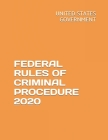 Federal Rules of Criminal Procedure 2020 Cover Image