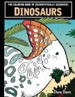 The Coloring Book of (Scientifically Accurate) Dinosaurs Cover Image