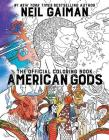 American Gods: The Official Coloring Book Cover Image