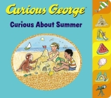 Curious George Curious About Summer (tabbed board book) Cover Image