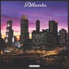 Atlanta 2021 Wall Calendar: Official Atlanta 2021 Wall Calendar 18 months Cover Image