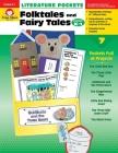 Folktales Fairy Tales Grade K-1 (Literature Pockets) Cover Image