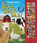 Discovery: Moo, Quack, Baa! (39-Button Sound Books) Cover Image