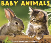 Baby Animals 2020 Box Calendar Cover Image