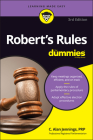 Robert's Rules for Dummies Cover Image