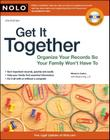 Get It Together: Organize Your Records So Your Family Won't Have To Cover Image