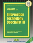 Information Technology Specialist III: Passbooks Study Guide (Career Examination Series) Cover Image