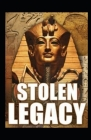 Stolen Legacy by George G. M James illustrated Cover Image