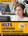 Ielts Listening Tips: The NO#1 Book for IELTS Listening Test, Just Practice and Get a Target Band Score of 8.0+ Cover Image