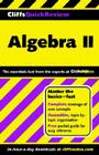 CliffsQuickReview Algebra II Cover Image