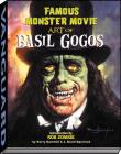 Famous Monster Movie Art of Basil Gogos Cover Image