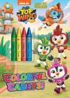Colorful Cadets! (Top Wing) Cover Image
