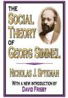 The Social Theory of Georg Simmel Cover Image