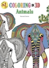 Coloring in 3D Animals Cover Image