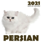 Persian 2021 Mini Cat Calendar Cover Image